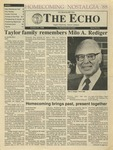 The Echo: October 21, 1988