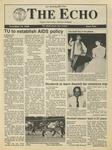 The Echo: November 18, 1988 by Taylor University