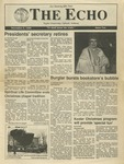 The Echo: December 2, 1988 by Taylor University