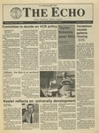 The Echo: February 10, 1989 by Taylor University