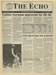 The Echo: February 17, 1989 by Taylor University