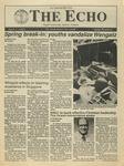 The Echo: April 7, 1989 by Taylor University