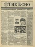The Echo: April 21, 1989 by Taylor University