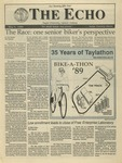 The Echo: May 5, 1989 by Taylor University