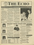 The Echo: March 9, 1990
