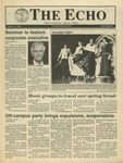 The Echo: March 16, 1990