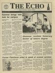 The Echo: September 7, 1990