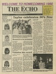 The Echo: October 26, 1990