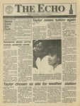 The Echo: February 22, 1991 by Taylor University