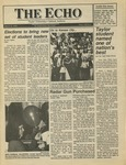 The Echo: March 8, 1991 by Taylor University