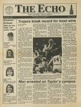 The Echo: March 22, 1991 by Taylor University