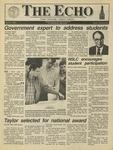 The Echo: April 5, 1991