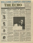 The Echo: May 3, 1991