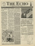 The Echo: October 11, 1991 by Taylor University