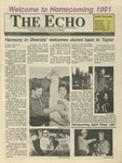The Echo: October 18, 1991