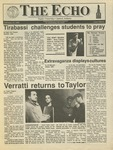 The Echo: February 14, 1992 by Taylor University