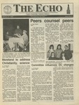 The Echo: February 21, 1992 by Taylor University
