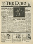 The Echo: March 6, 1992 by Taylor University