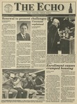 The Echo: September 11, 1992 by Taylor University