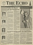 The Echo: October 2, 1992 by Taylor University