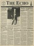 The Echo: November 6, 1992 by Taylor University