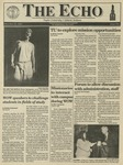 The Echo: November 13, 1992 by Taylor University
