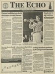 The Echo: November 20, 1992 by Taylor University