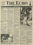 The Echo: December 4, 1992 by Taylor University