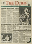 The Echo: December 11, 1992 by Taylor University