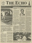 The Echo: February 5, 1993 by Taylor University