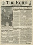 The Echo: February 12, 1993 by Taylor University