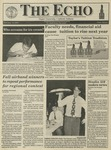 The Echo: February 19, 1993 by Taylor University