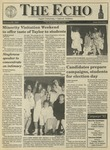 The Echo: February 26, 1993 by Taylor University