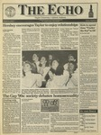 The Echo: March 5, 1993 by Taylor University