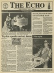 The Echo: March 19, 1993 by Taylor University