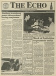 The Echo: April 23, 1993 by Taylor University
