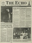 The Echo: April 30, 1993 by Taylor University