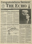 The Echo: May 14, 1993 by Taylor University
