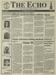 The Echo: September 24, 1993 by Taylor University