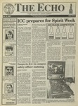 The Echo: October 15, 1993 by Taylor University