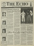 The Echo: October 22, 1993 by Taylor University