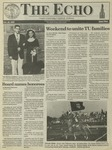 The Echo: October 29, 1993 by Taylor University