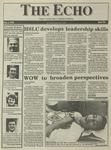 The Echo: November 5, 1993 by Taylor University