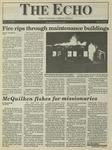 The Echo: November 12, 1993 by Taylor University