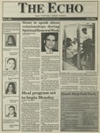 The Echo: February 4, 1994 by Taylor University