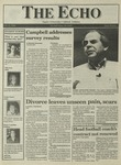 The Echo: February 11, 1994 by Taylor University