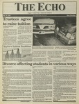 The Echo: February 18, 1994 by Taylor University