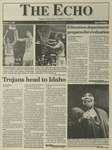 The Echo: March 4, 1994 by Taylor University