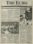 The Echo: April 8, 1994 by Taylor University