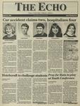 The Echo: April 22, 1994 by Taylor University